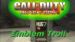 Black Ops 2: Funny Emblem Troll Ep #18