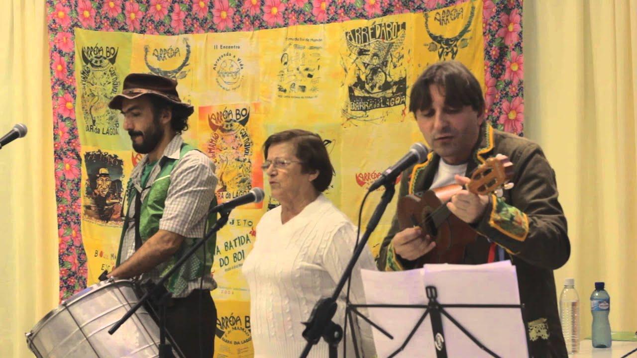 Cantoria da bern ncia apresenta o do arreda no for Lideo arreda