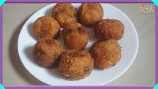 Quick & Easy Cheesy Snack Recipe - Cheese Ball Recipe