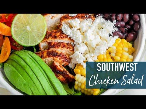 Southwest Chicken Salad!