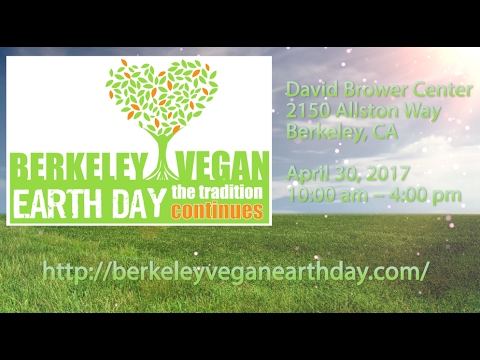 Berkeley Vegan Earth Day - 2017