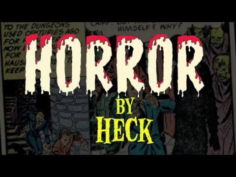 """""""Horror By Heck"""" by Yoe Books/IDW Don Heck's Pre-Code Comics"""