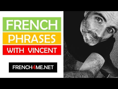 Learn French with phrases # Phrases 1251 - 1300