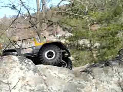 rc rock crawler jeep test run youtube. Black Bedroom Furniture Sets. Home Design Ideas