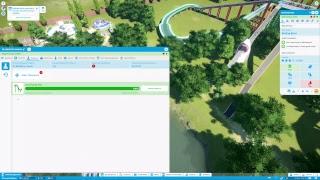 Planet Coaster Live Stream  - [Career Challenge #2] Princess Amelie's Fairy Tale