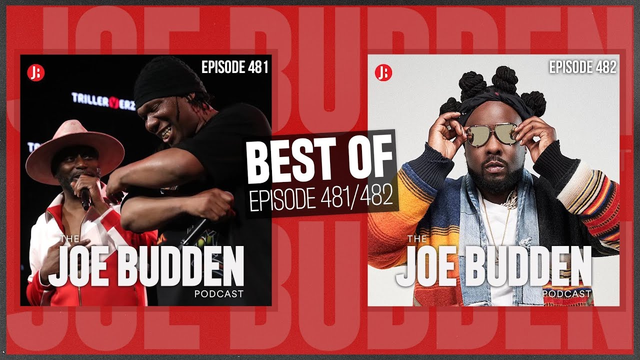 Download Best Of Ep. 481 (The Guy Stuck In A Cave) & Ep. 482 (About To Get Geeky)   The Joe Budden Podcast