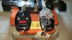 Making Lazer cut or machined keys using cheap defu 368a or 998c key cutter. My reviews.
