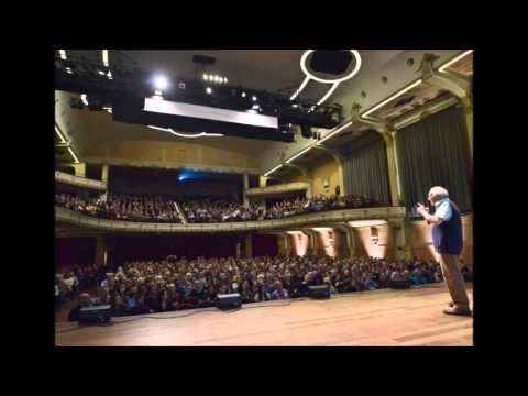 Talk Robert Fisk @ De Roma, Antwerp (02.12.2015)