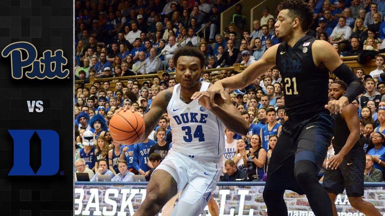 pittsburgh-vs-duke-basketball-highlights-2017-18