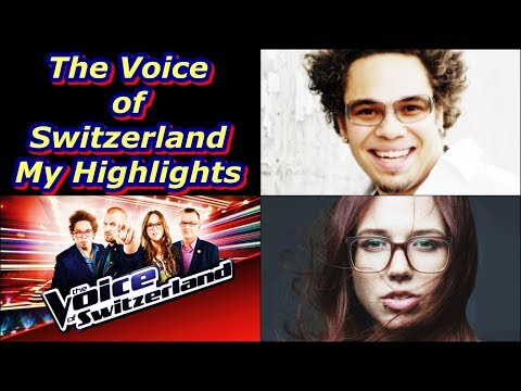 The Voice of Switzerland - My Highlights