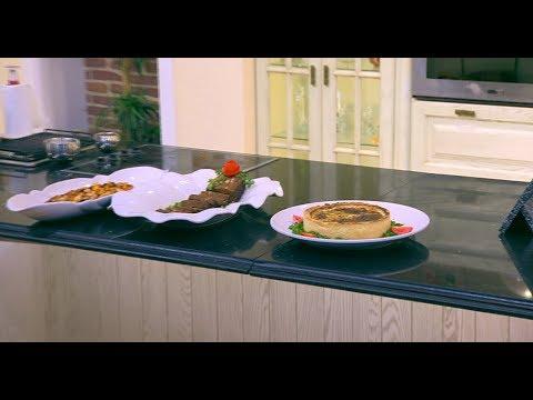 دجاج حار بالفاصوليا - قالب اللحمة بالكاتشاب والروزماري - كيش التونة والبسلة : الشيف (حلقة كاملة)