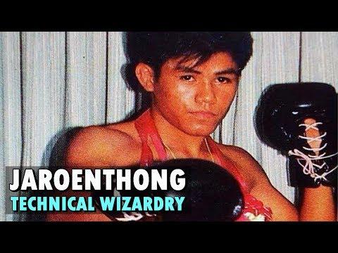Jaroenthong Kiatbanchong - Technical Wizardry (Highlights)