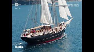 Linea Blu: Nave Italia e l'Isola del Tino, due progetti della Marina