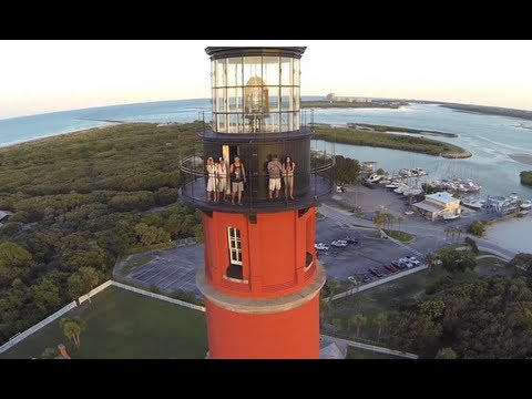 Ponce Inlet , Florida , Lighthouse