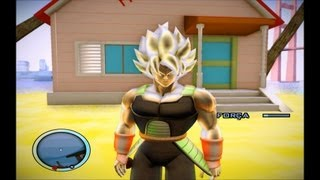 GTA SA EVOLUTION DOWNLOAD SKIN BARDOCK SSJ PAI DE GOKU V2 By Diego4Fun FULL HD 1080p