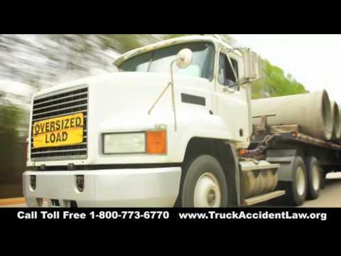 Tulsa Oklahoma City OK Truck Accident Lawyer Attorney