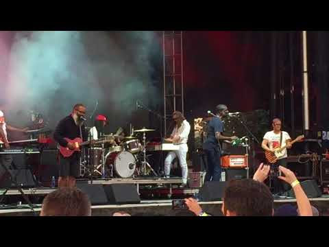 TV on the Radio  DLZ @ Ohana Fest Doheny State Beach, CA Sept 8, 2017