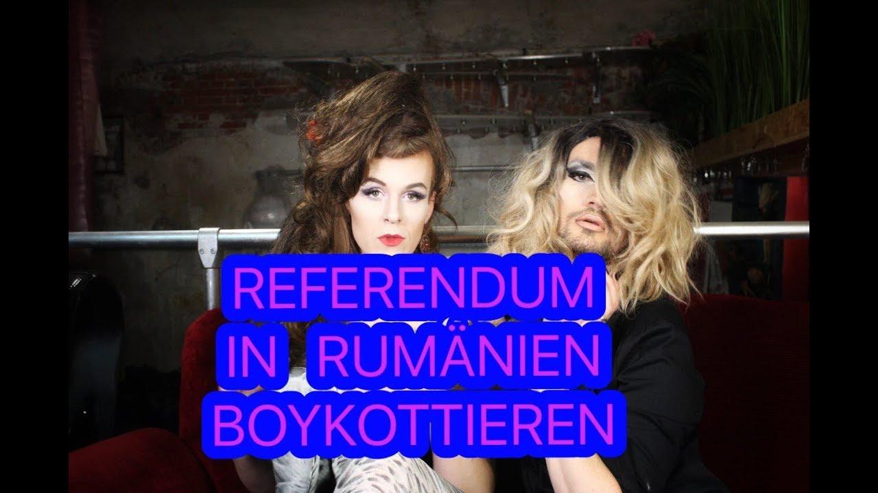 Rumänien Referendum