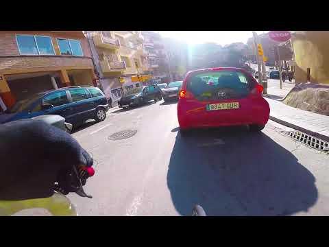 Subida En Bicicleta Al Tibidabo/ Pujada Al Tibidabo