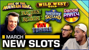 New Slots of March 2020