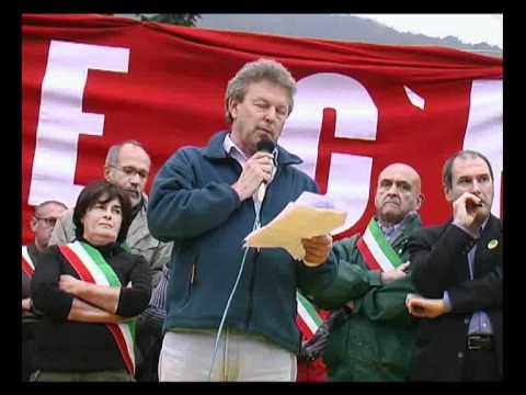 Marcia No Tav Vaie Sant'Ambrogio. Valle di Susa, 9 ottobre 2010.