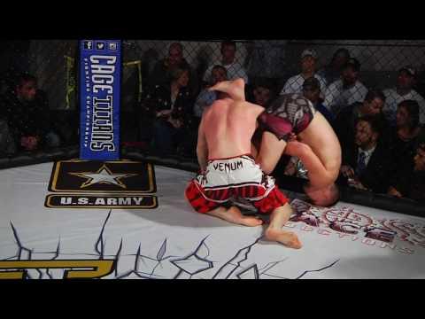 Cage Titans XXXII: Joe Giannetti vs Alex Dolan