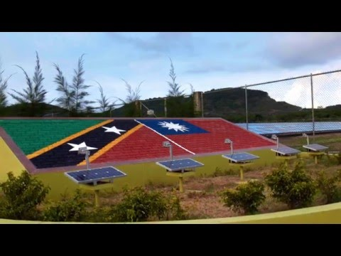 Taiwan's Solar Technology Lights Up St. Kitts & Nevis