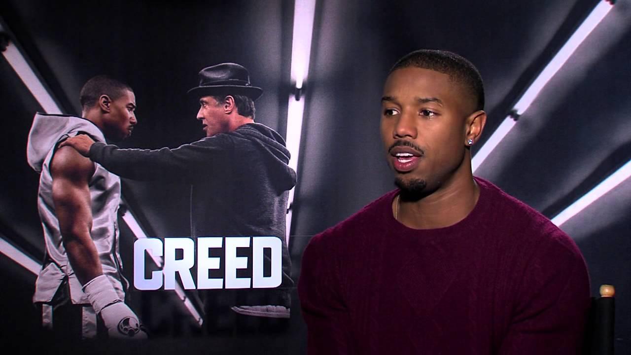 Download Creed Interview - Michael B Jordan