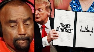 Trump Protects Free Speech on College Campuses (Executive Order) thumbnail