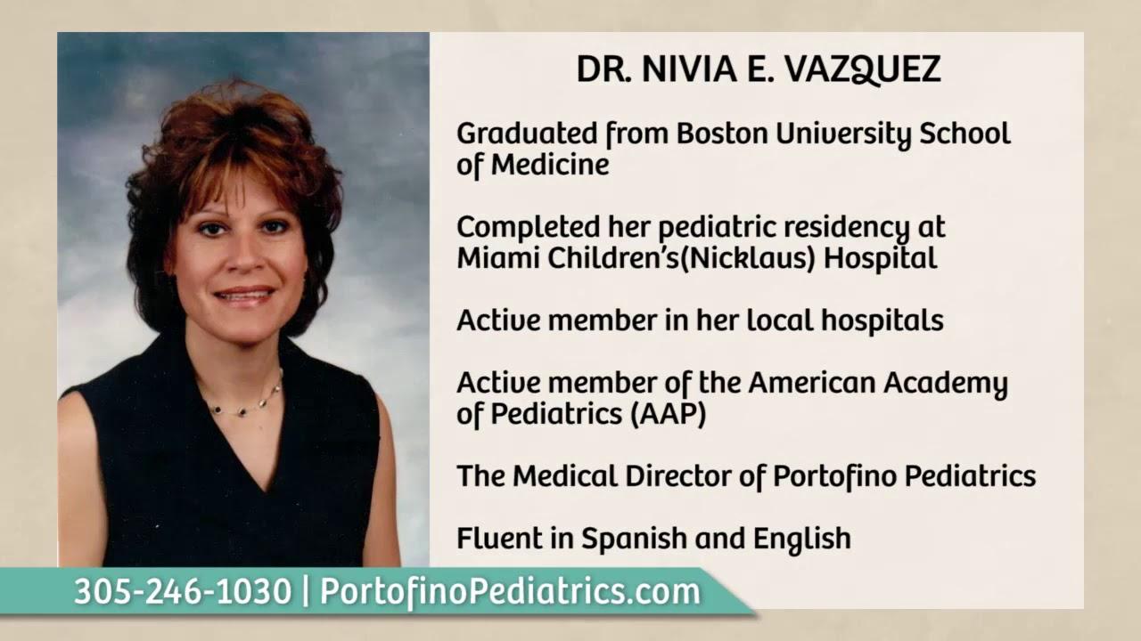 Pediatrician Homestead, FL - Portofino Pediatrics Associates