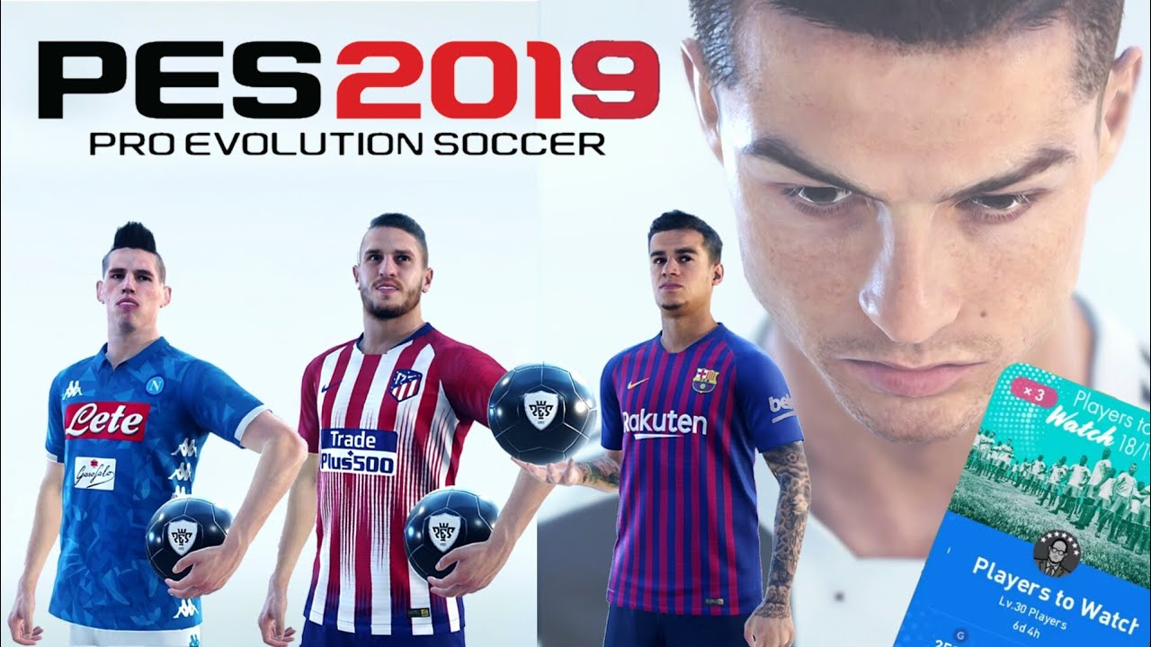 Best Black Ball Players In Pes 2019
