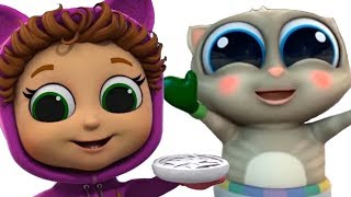 3 Little Kittens   Educational   Nursery Rhymes   Singalong