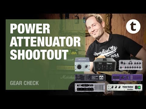 Top 7 | Power Attenuators | Tutorial