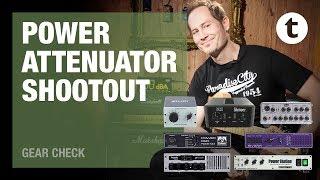 Top 7 | Power Attenuators | Tutorial | Lesson | Thomann