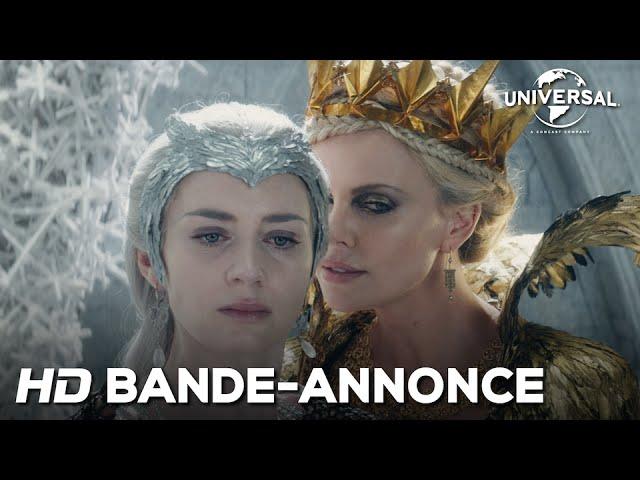 Le Chasseur et la Reine des Glaces / Bande-annonce officielle VOST [Au cinéma le 20 avril 2016]