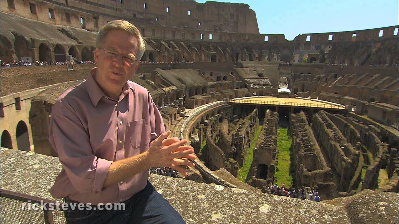 Rome Italy The Colosseum Youtube