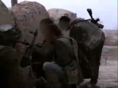 SAS - In action fighting taliban