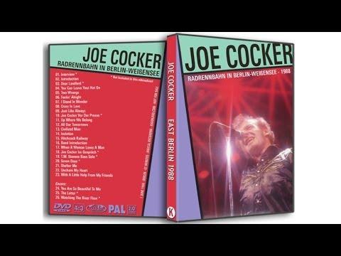 Joe Cocker: Live in Berlin (1988)
