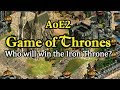 AoE2 Game of Thrones!