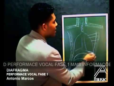 Diaphragm  Diaframma tone jazz  Singing Lessons - Vocal