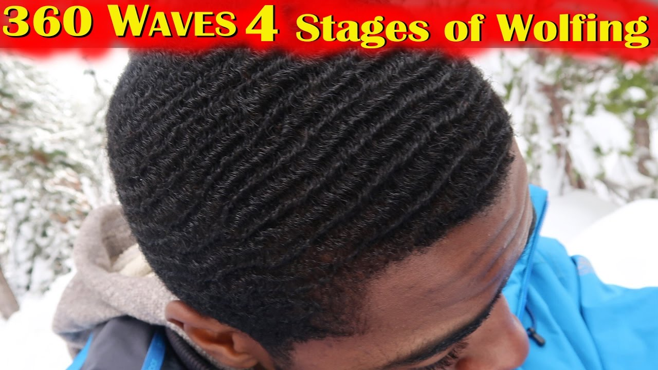 How To Get 360 Waves: The 4 Stages Of Wolfing For Beginners   YouTube