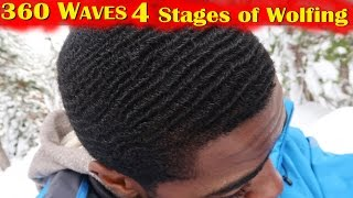 How to get 360 Waves: The 4 Stages of Wolfing For Beginners