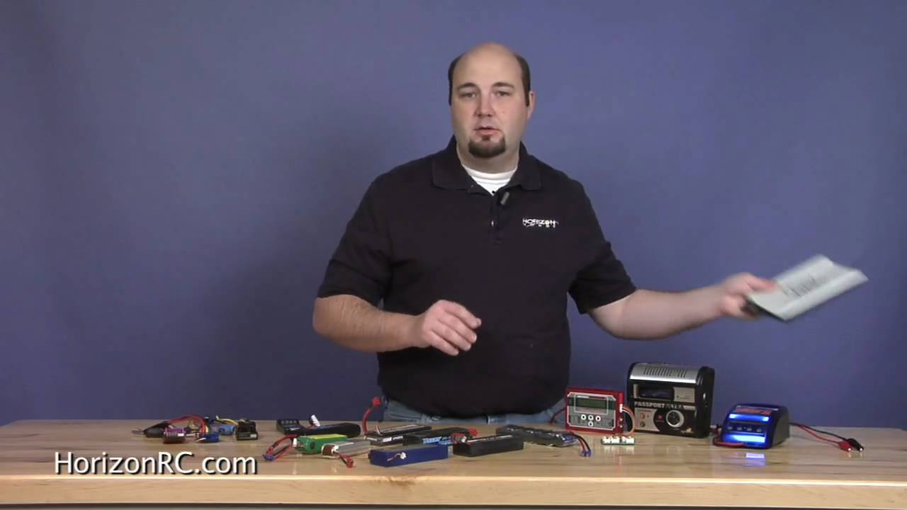 Horizonrccom How To Understanding Rc Batteries Youtube International 560 Wiring Diagram