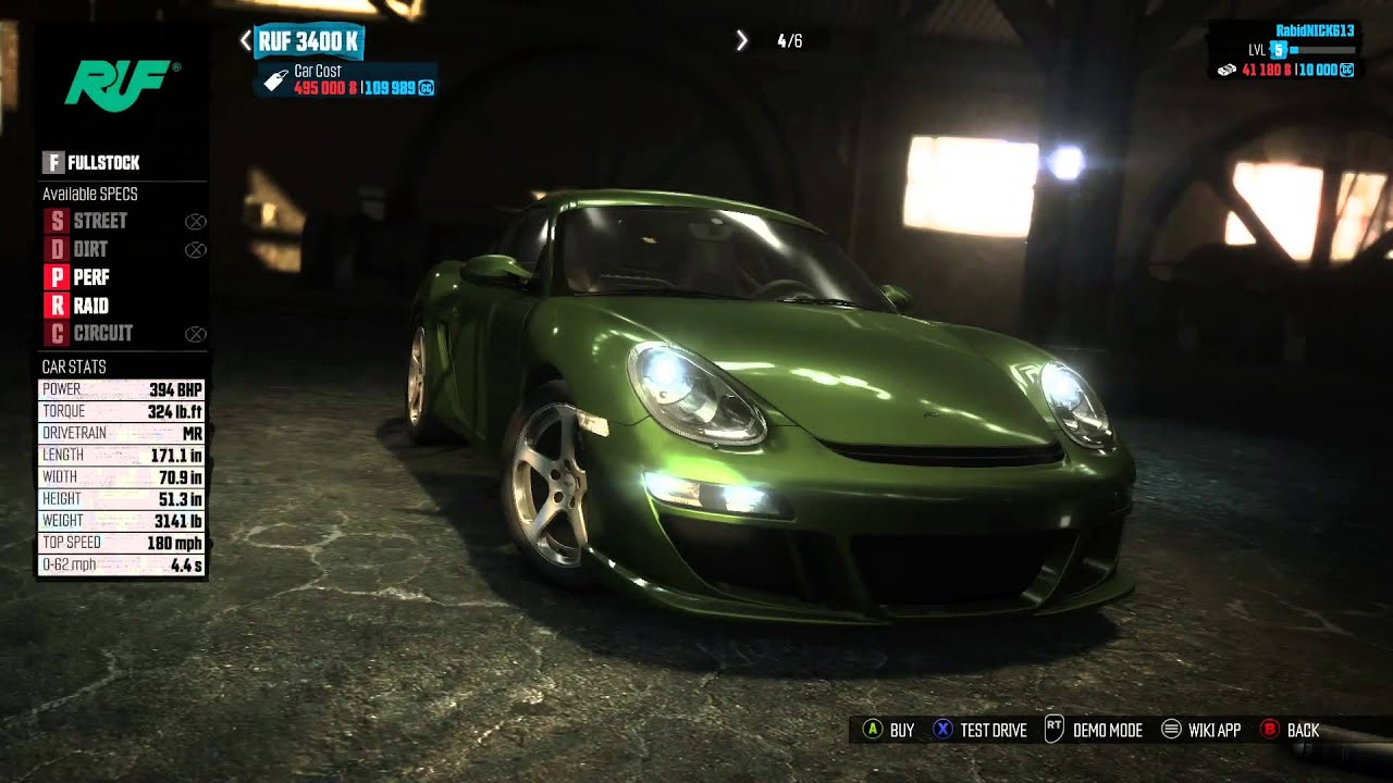The Crew Full Car List DLC Cars YouTube - Sports cars 394