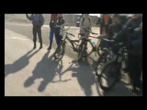 Сын Вождя - Велопробегайкерская | Syn Vozhdja - Altaian bicycle