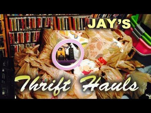 Thrifty Business Thrift Haul #46 - European Haul & Vintage Denim