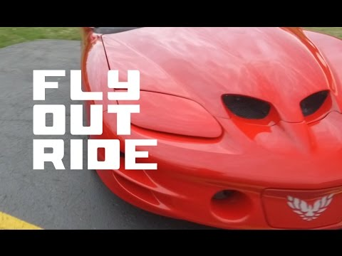 Fly Out Ride 2000 Trans Am WS6 - Real Michigan Drone Photography