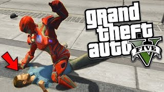 Video GTA 5 Mods - POWER RANGERS GO STREET FIGHTING MOD w/ NEW FIGHTING STYLE (GTA 5 Mods Gameplay) download MP3, 3GP, MP4, WEBM, AVI, FLV Oktober 2018