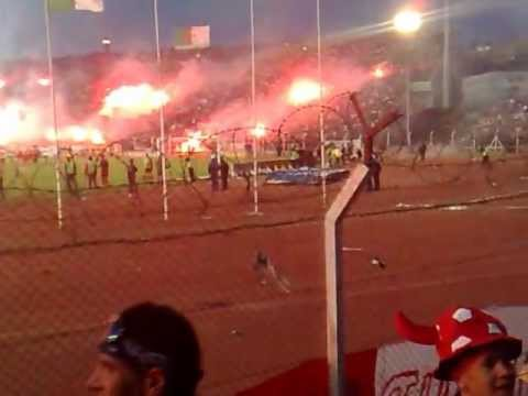 krackage Ultras Inferno ET Toxico Nero match ESS Vs CRB 30/3/2013