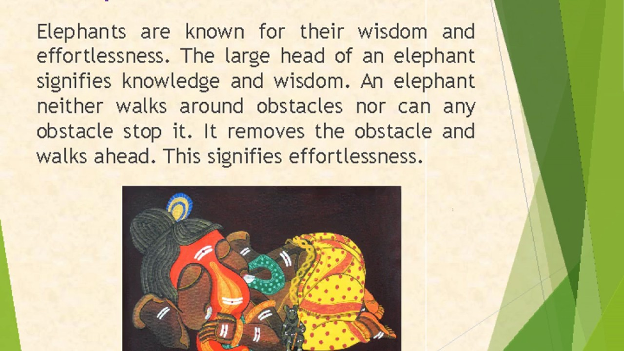 Demystifying the symbolism associated with lord ganesha youtube demystifying the symbolism associated with lord ganesha buycottarizona
